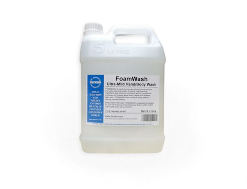 FoamWash™ Ultra-Mild Hand/Body Wash