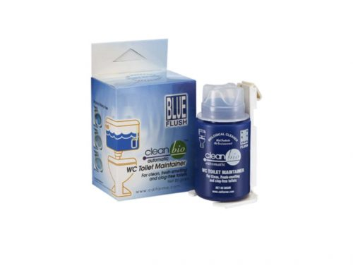 BLUE FLUSH™ Automatic WC Toilet Maintainer