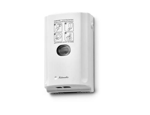 FoamCare™自动感应马桶座圈消毒皂液器