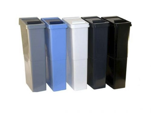 SLIM-LINE Lady Bin Sanitary Disposal Unit
